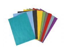 663008 - Sizzix Accessory - Felt Sheets, 10PK (10 Colours Bold)